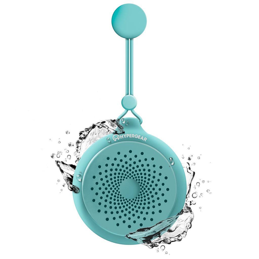 Hypergear Splash Water Resistant Wireless Speaker - Teal