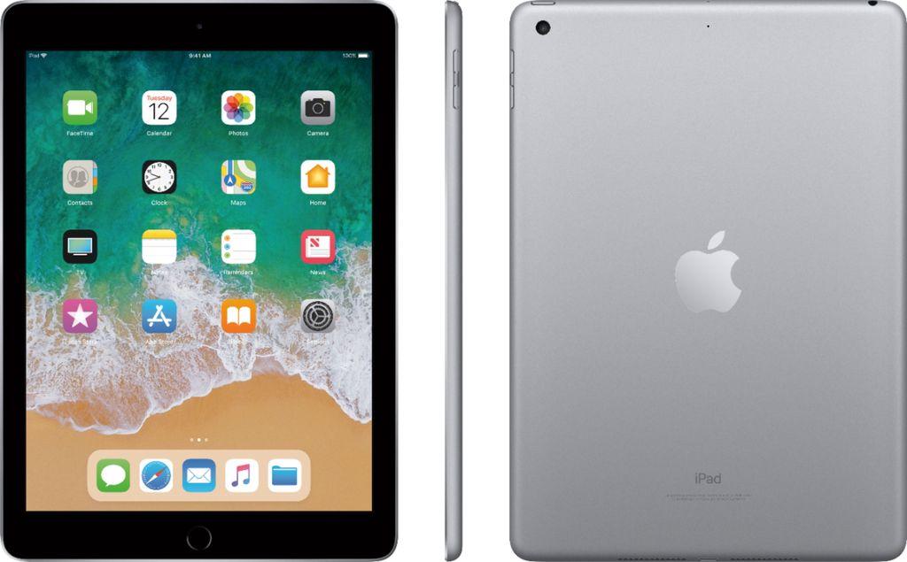 Apple MR7J2LL/A iPad (6th Gen) 128GB - Space Gray