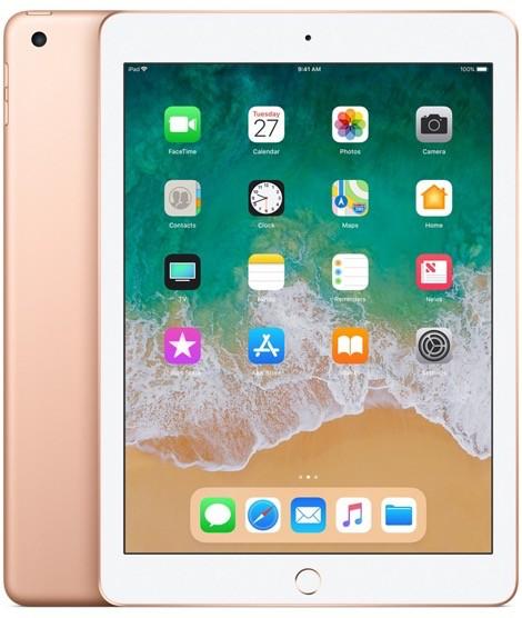 Apple MRJN2LL/A iPad (6th Gen) 32GB - Gold