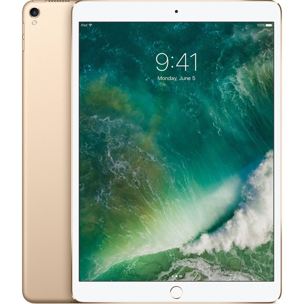 "Apple MPF12LL/A iPad Pro 10.5"" 256GB - Gold"