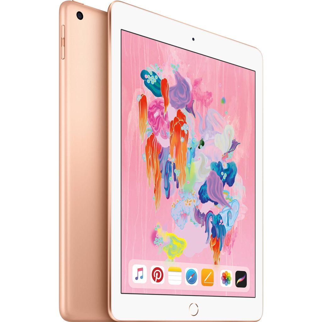 Apple MRJP2LL/A iPad (6th Gen) 128GB - Gold