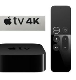 Apple MQD22LL/A Apple TV 4K (32GB)