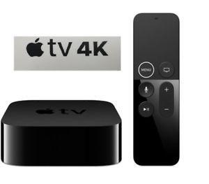 Apple MQD22LL/A Apple TV 4K (32GB)