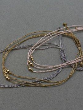 Hortense Wish Cord Bracelet