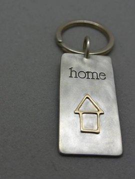 Heather Moore Home Key Chain