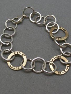 Heather Moore Charm Bracelet