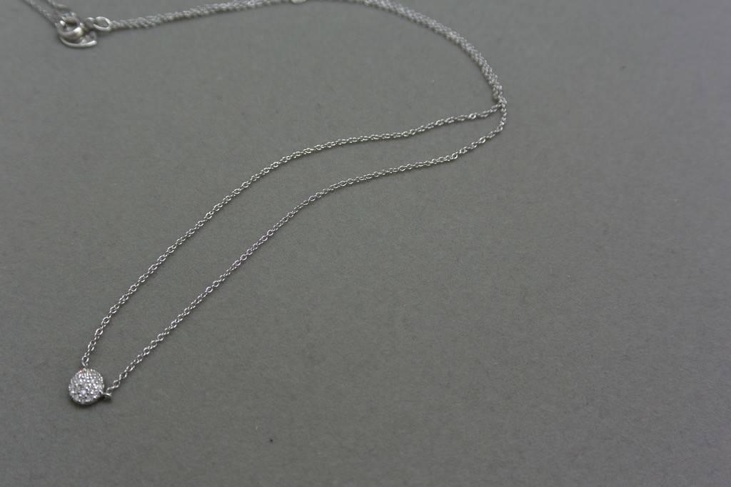 La Soula Mini Circle Necklace