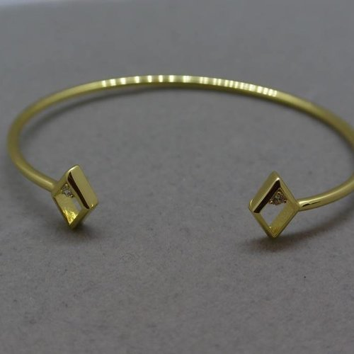 Rachel Ryen Stud Bracelet