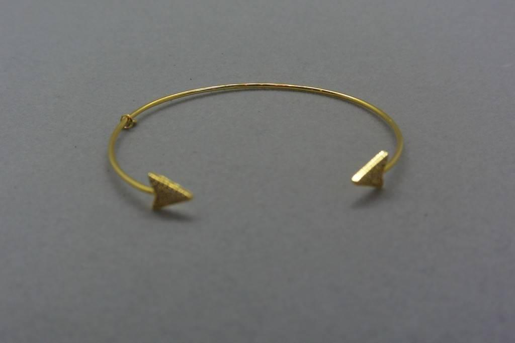 Tai Arrow Bangle Bracelet