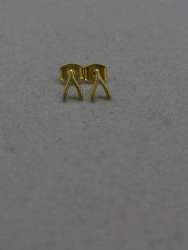Tai Wishbone Earrings