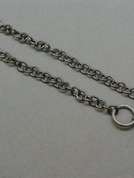 Lotasi Jewels Diamond and Sterling Silver Necklace