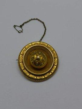 J. Hyman Etruscan Brooch