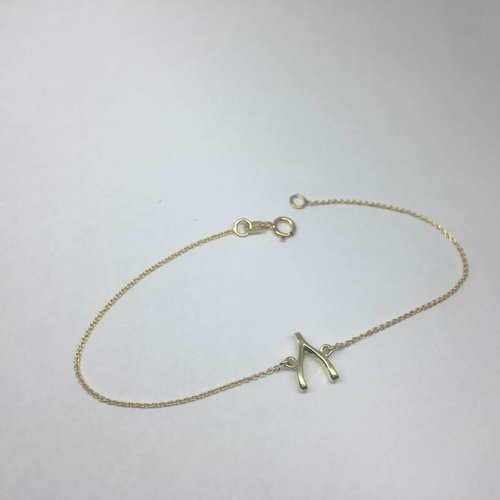 Jennifer Meyer Jennifer Meyer Wishbone Bracelet