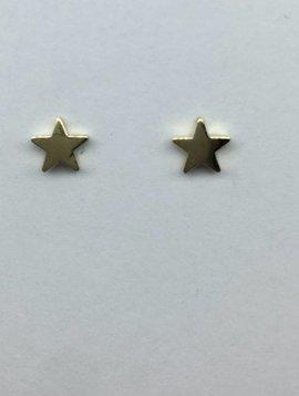 Jennifer Meyer Star Stud Earrings