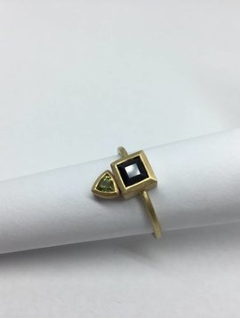 Rosedale Sapphire Ring