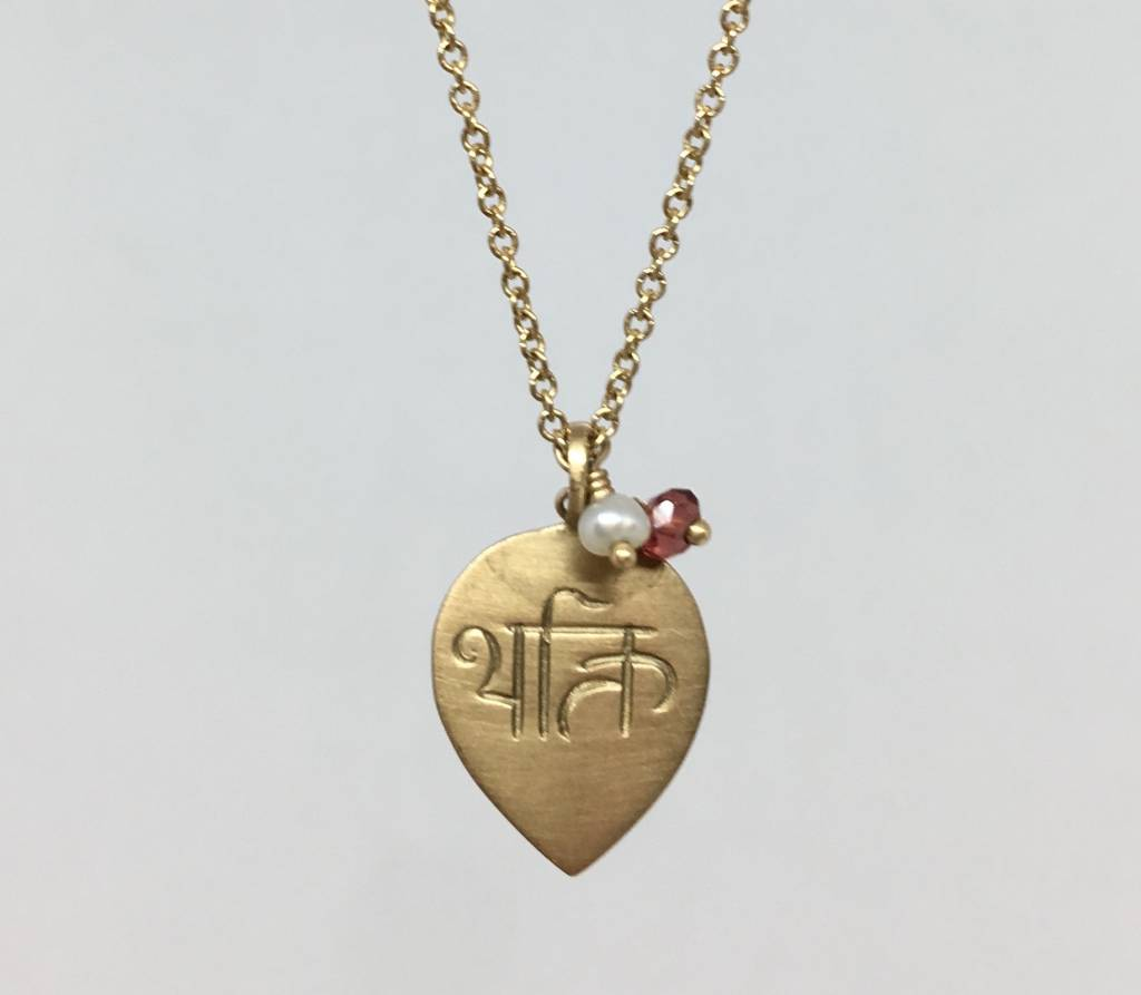 Me&Ro Devotion necklace