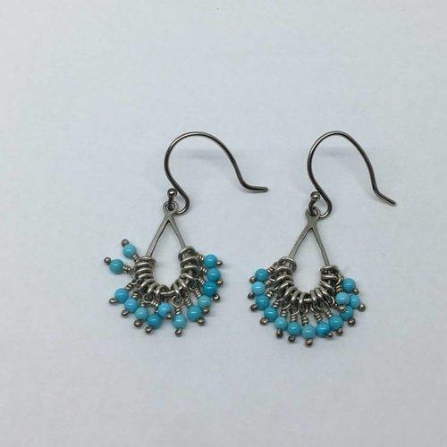 Me&Ro Beaded Earrings