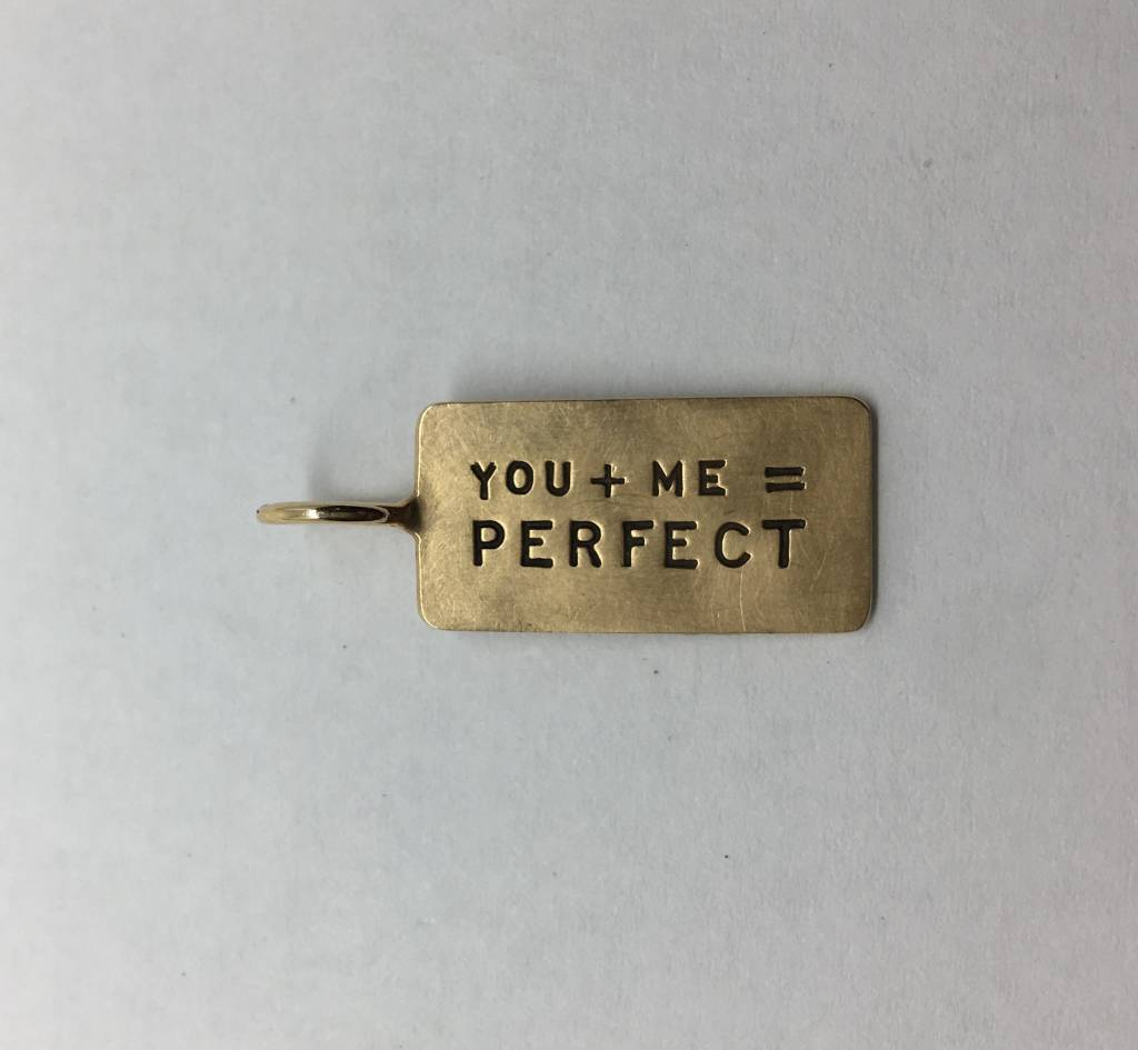 Heather Moore You+Me Charm