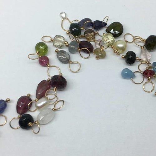 Heather Moore Gemstone Charms