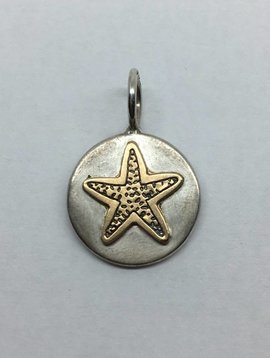 Heather Moore Starfish Charm