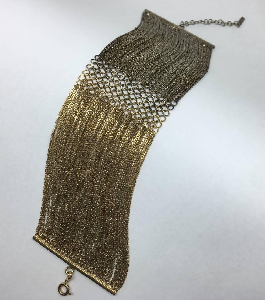 Marie-Laure Chamorel Graduated Bracelet
