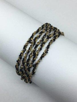 Marie-Laure Chamorel Convertabile Necklace Bracelet