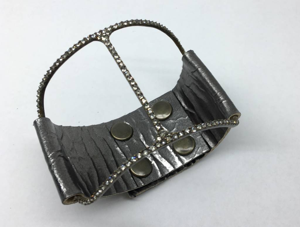 Rebel Design Corset Cuff Bracelet