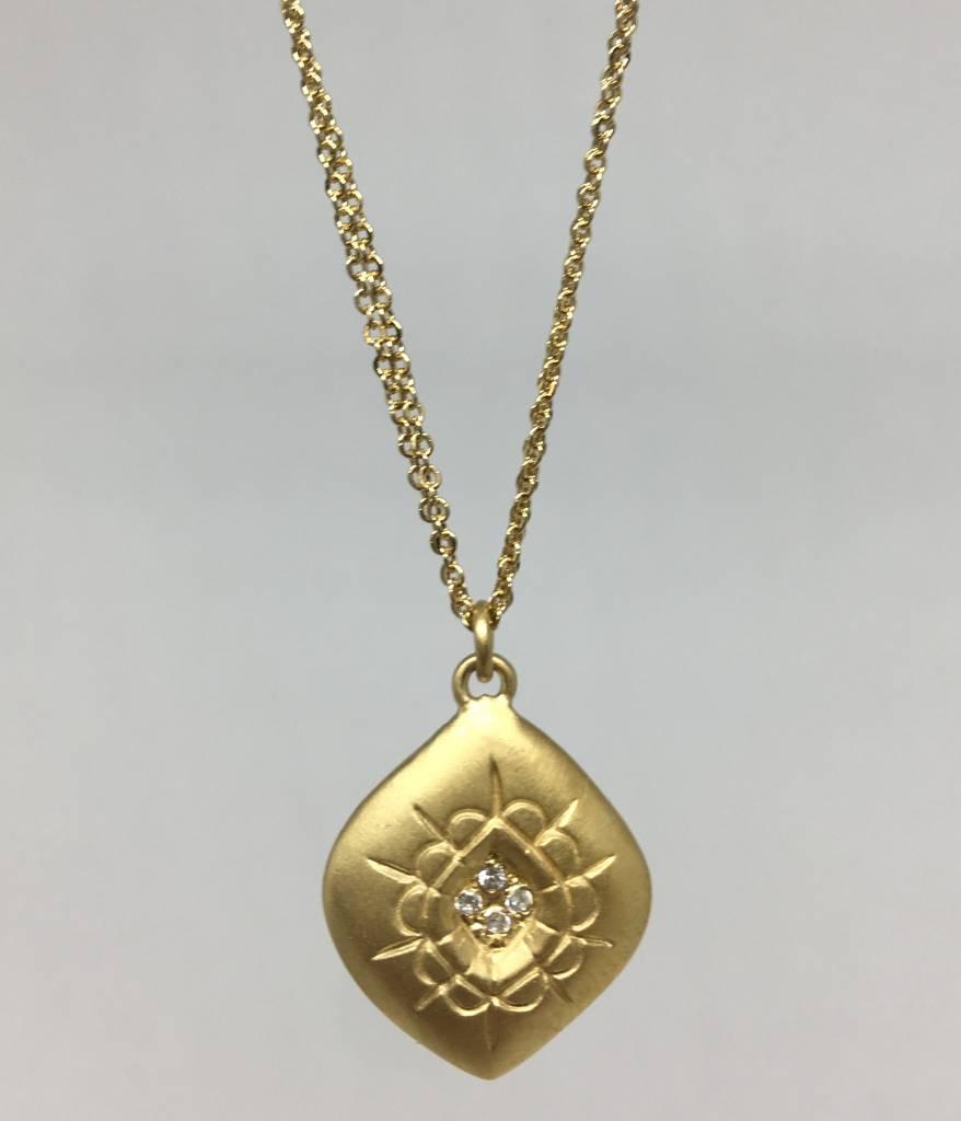 Lorak white sapphire necklace townhome lorak white sapphire necklace aloadofball Image collections