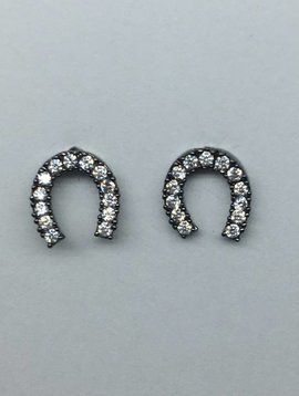 Tai Horseshoe earrings