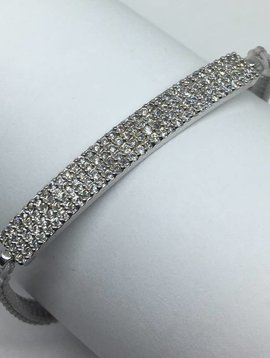 Tai Grey Bar Bracelet
