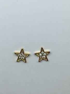 Tai Gold Star Earrings