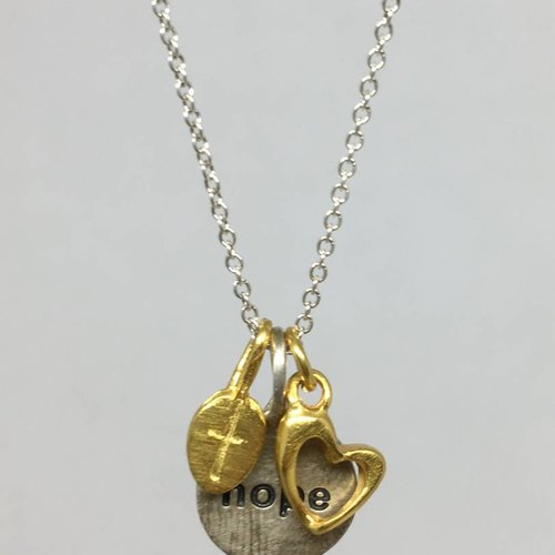 products new peace bling grande tibetan hope silver nk necklace love web
