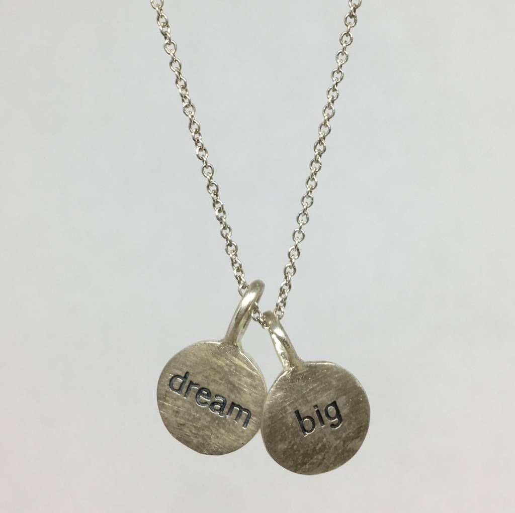 B.U. Dream Big Necklace