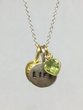 B.U. Tree of Life Necklace