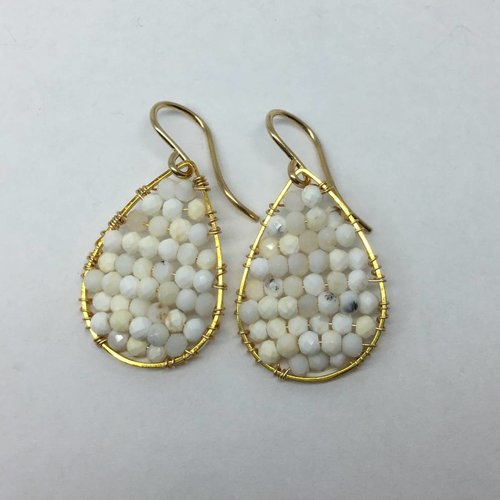 Mini Posh Earring
