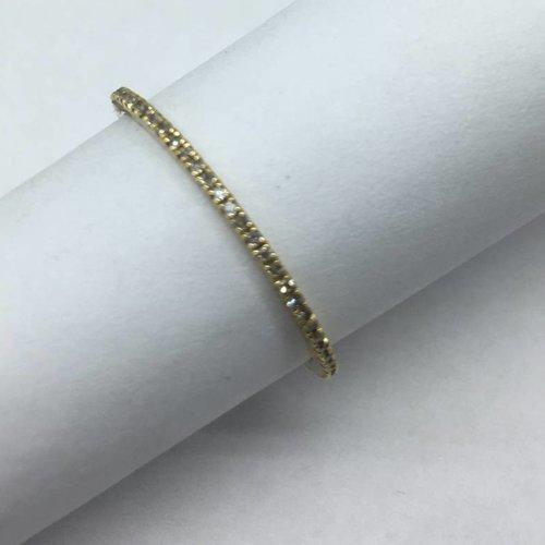 Sabrina Designs Co. Yellow Gold and Diamond Ring