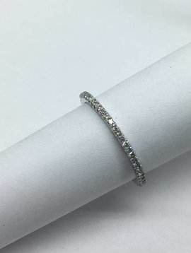 Sabrina Designs Co. White Gold and Diamond Ring