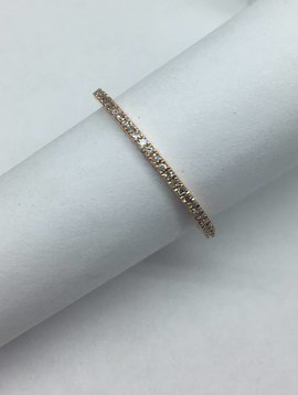 Sabrina Designs Co. Rose Gold and Diamond Ring