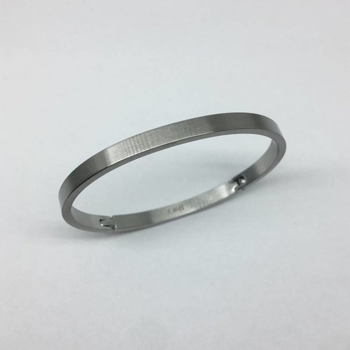 Surgical Steel Bangle