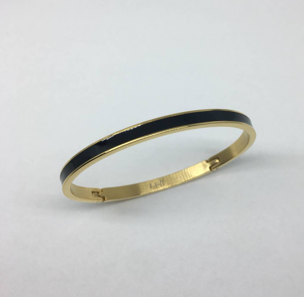Plated Stainless Steel Bangle