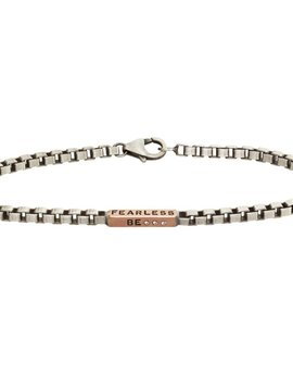"Heather B. Moore Online ""Be Present"" Bracelet"