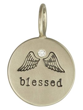 """Heather B. Moore Online """"Blessed"""" Charm"""