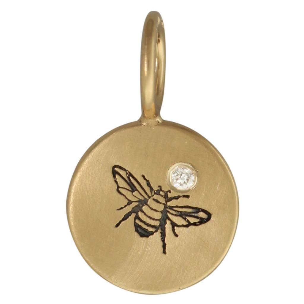 Heather Moore Bee Charm