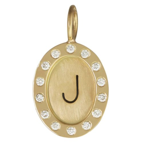 Heather B. Moore Online Diamond and Initial Charm