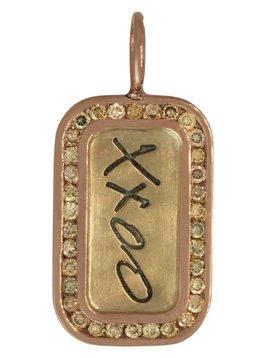 """Heather B. Moore Online """"XXOO"""" Charm"""