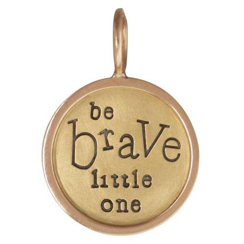 "Heather Moore ""Brave"" Charm"