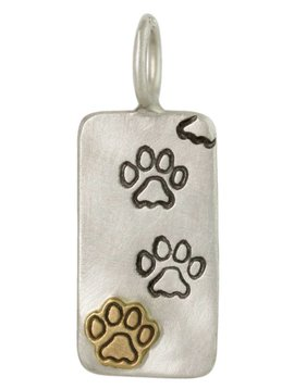 Heather Moore Paw Charm