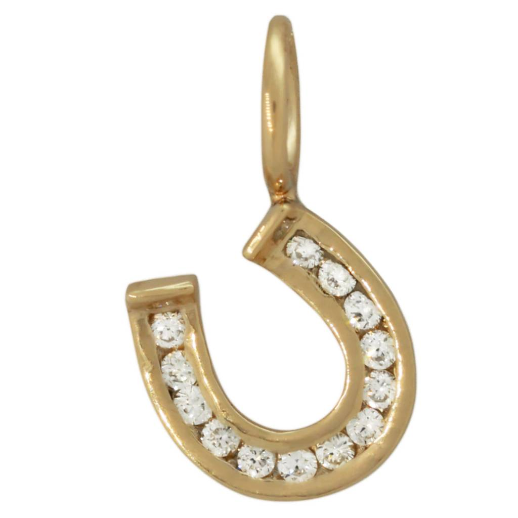 Heather B. Moore Online Horse Shoe Charm
