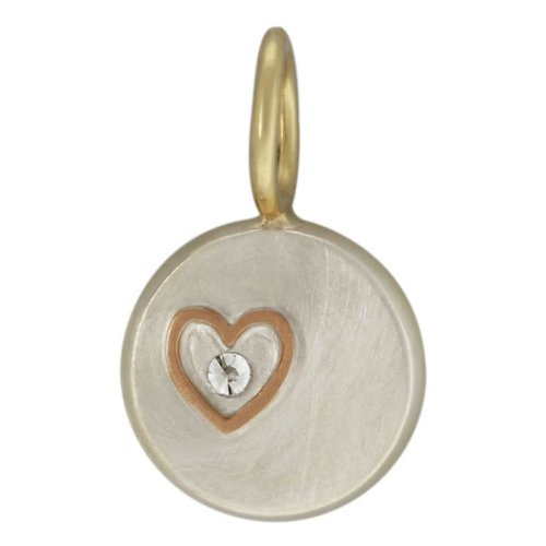 "Heather B. Moore Online ""XO"" Framed Charm"