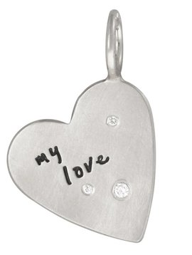 "Heather Moore ""My Love"" Charm"